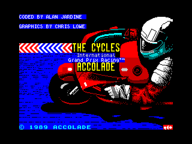 The Cycles screenshot