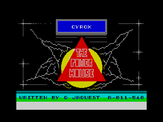 Cyrox screen