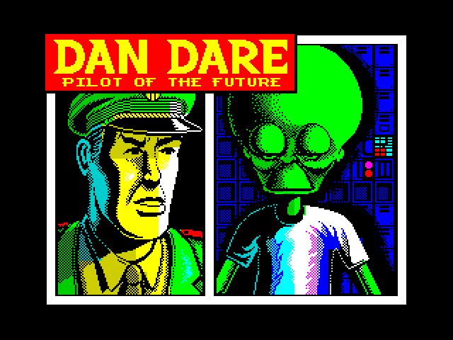 Dan Dare: Pilot of the Future image, screenshot or loading screen