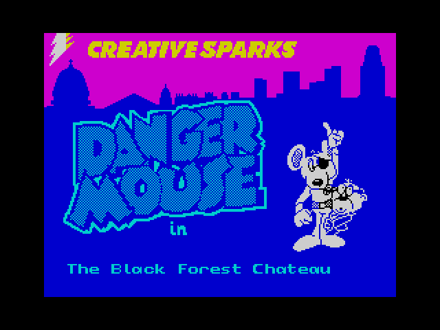 Danger Mouse in the Black Forest Chateau screenshot