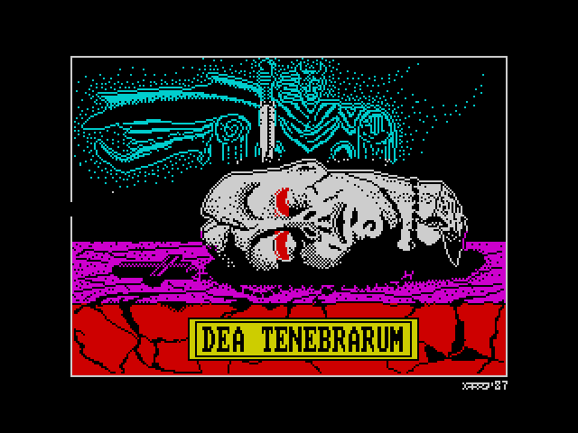 Dea Tenebrarum screenshot