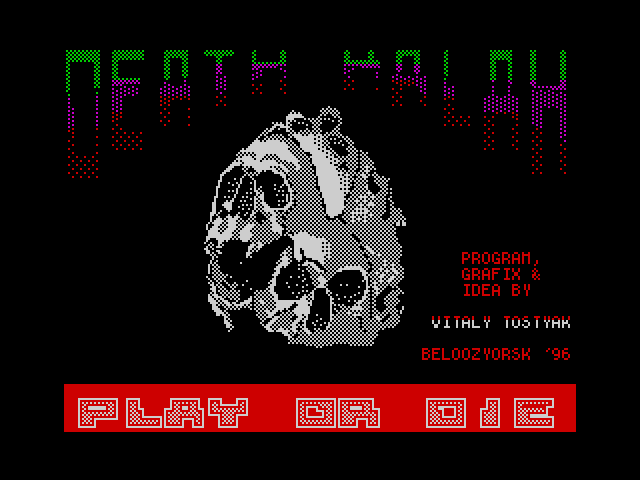 Death Kalah screen