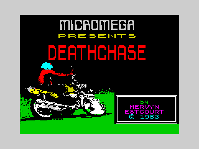 Deathchase image, screenshot or loading screen