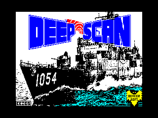 Deep Scan screen