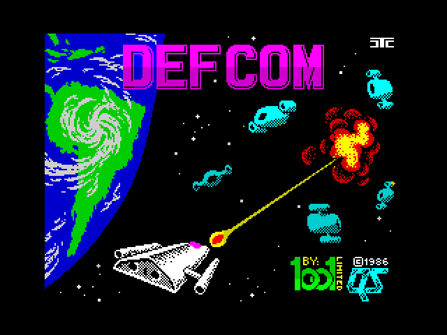Defcom screenshot