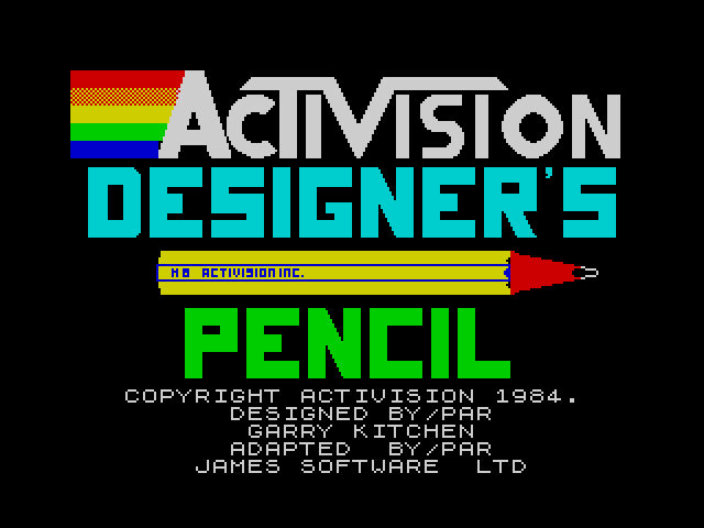 The Designer's Pencil screenshot