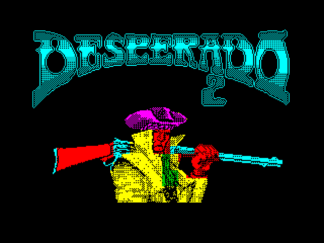Desperado 2 screen