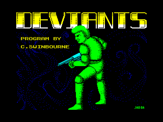 Deviants screen