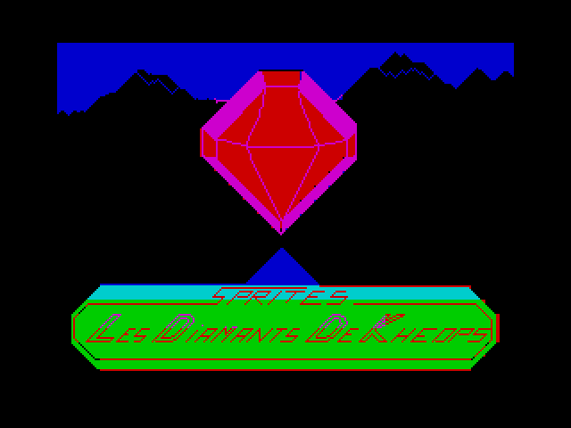 Les Diamants de Kheops image, screenshot or loading screen