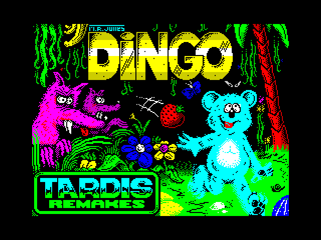 Dingo screenshot