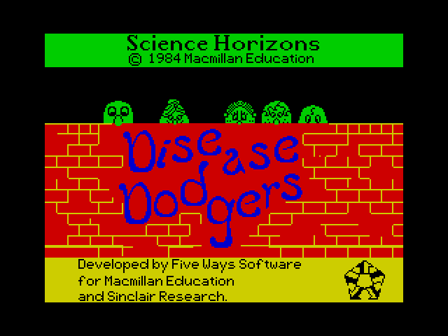 Disease Dodgers screenshot