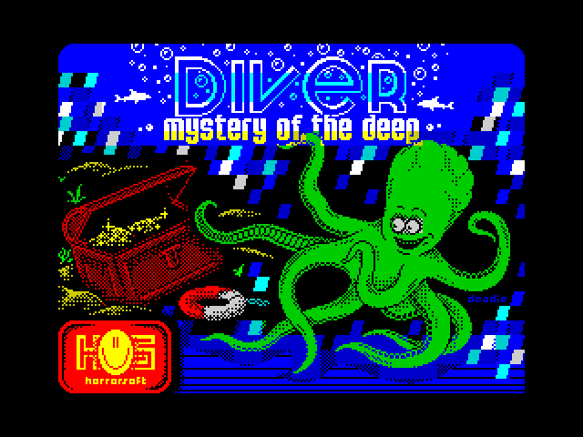 Diver: Mystery of the Deep screenshot