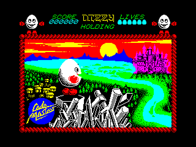 Dizzy screenshot