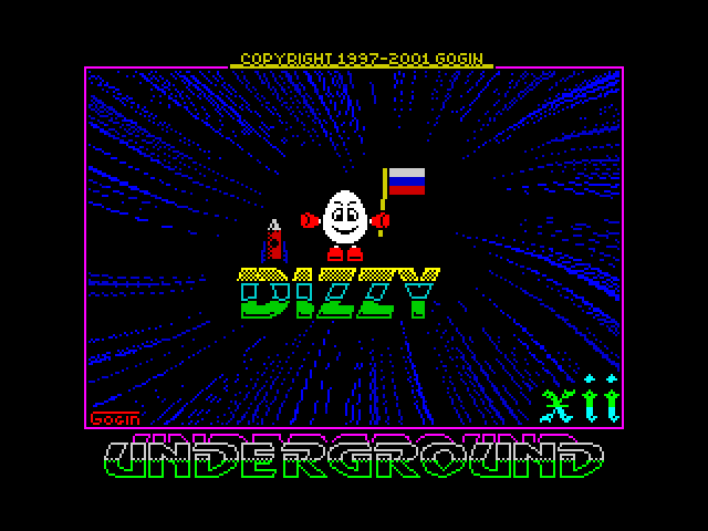 Dizzy XII: Underground image, screenshot or loading screen