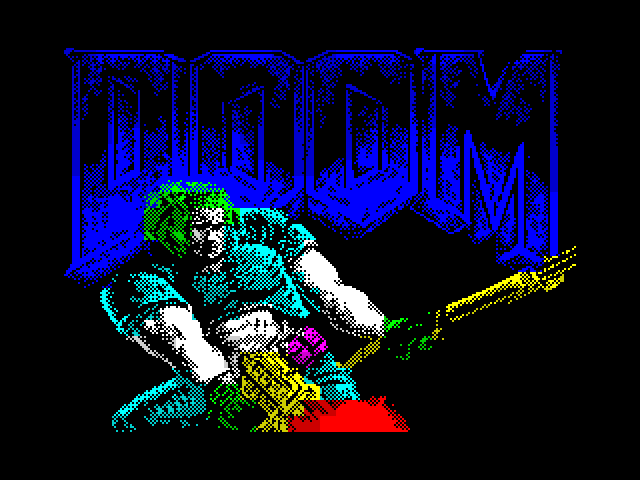 Doom screen