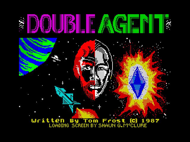 Double Agent image, screenshot or loading screen