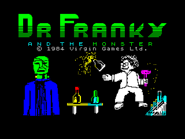 Dr. Franky and the Monster image, screenshot or loading screen
