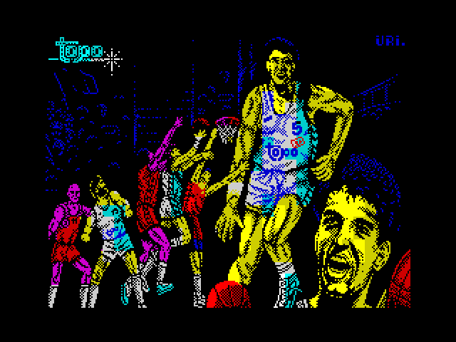 Drazen Petrovic Basket screen