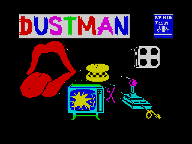 Dustman image, screenshot or loading screen