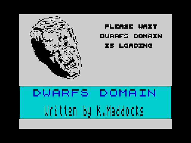 Dwarfs Domain screen
