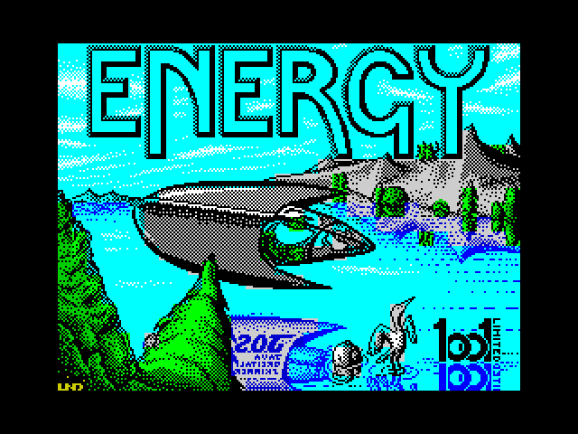 Energy Warrior screenshot