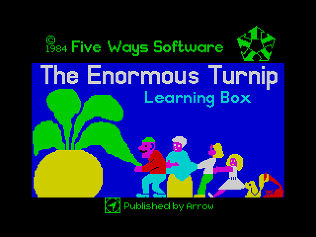 The Enormous Turnip image, screenshot or loading screen