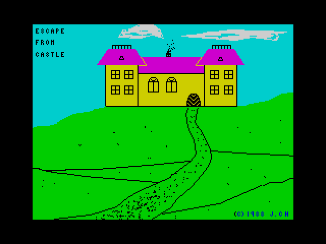 Escape from Castle screenshot