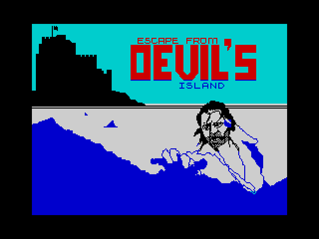 Escape from Devil's Island screen