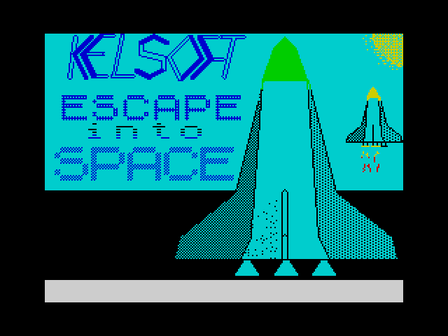 Escape into Space image, screenshot or loading screen
