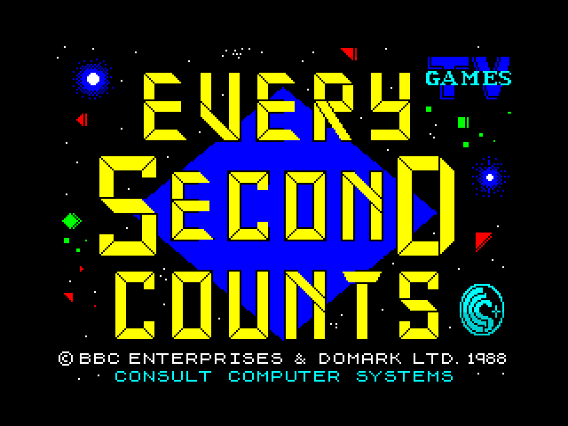 Every Second Counts image, screenshot or loading screen