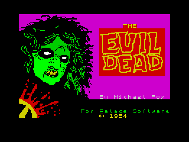 The Evil Dead image, screenshot or loading screen