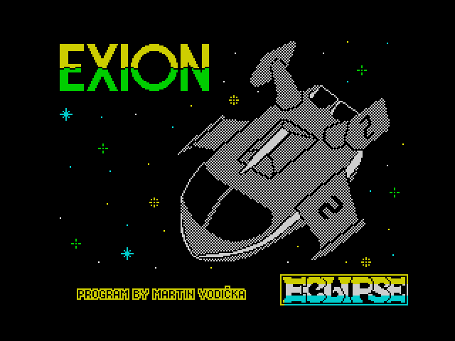 Exion image, screenshot or loading screen