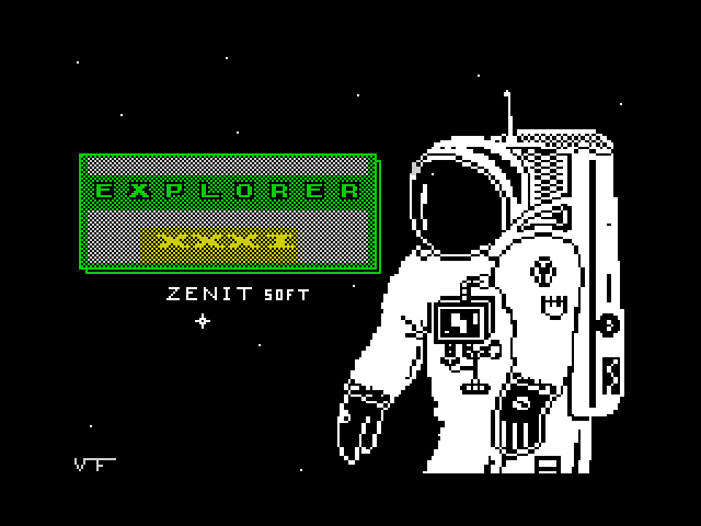 Explorer XXXI image, screenshot or loading screen
