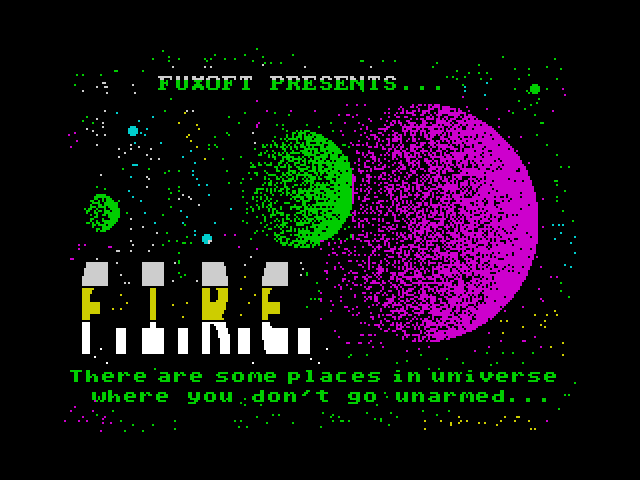 F.I.R.E. screenshot