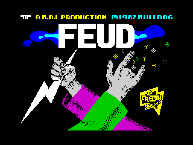 Feud screenshot