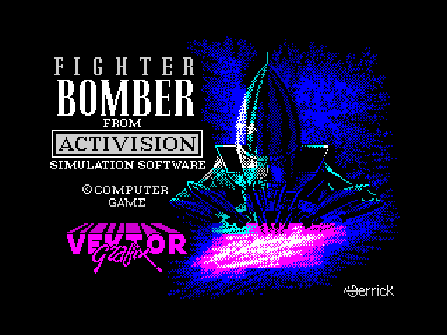 Fighter Bomber screenshot