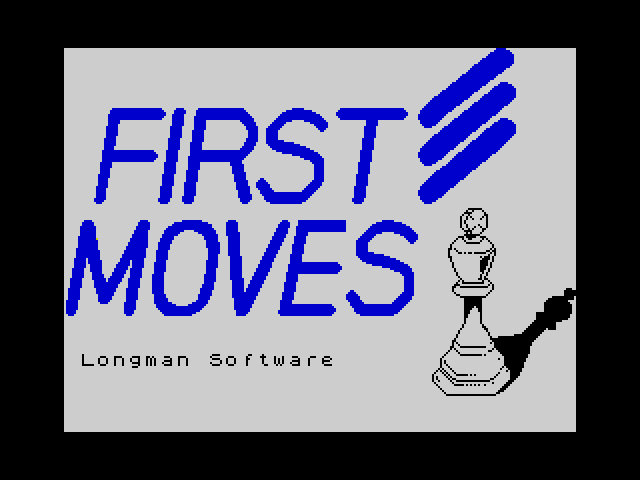 First Moves screen