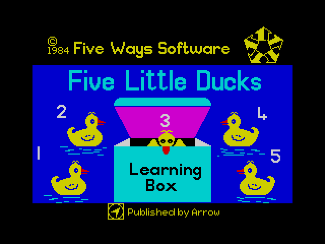 Five Little Ducks screenshot