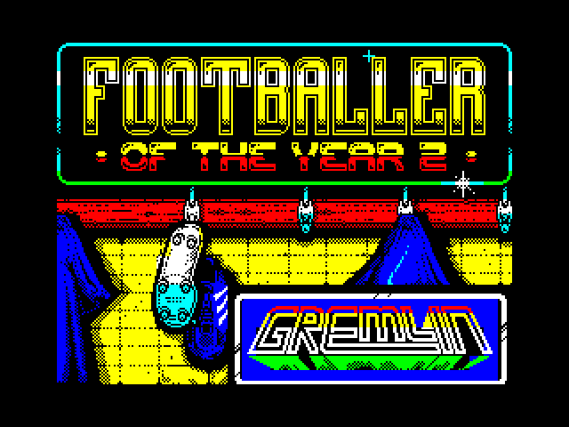 Footballer of the Year 2 screen