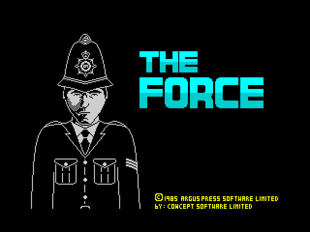 The Force screen