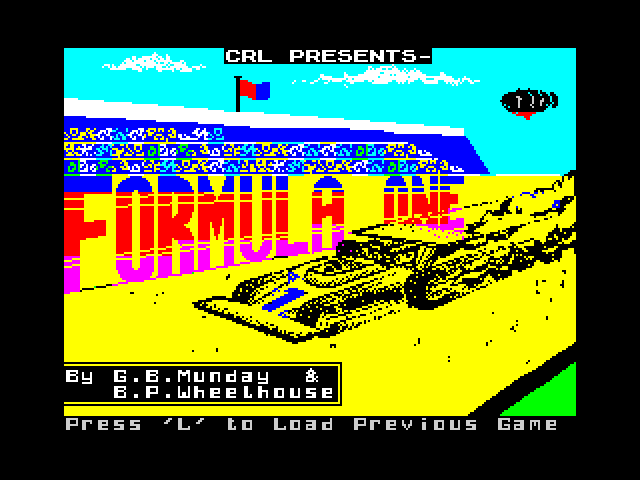 Formula One image, screenshot or loading screen