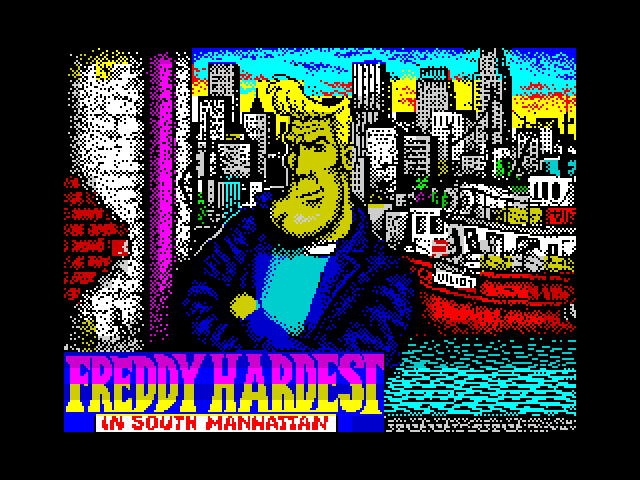 Freddy Hardest en Manhattan Sur screenshot