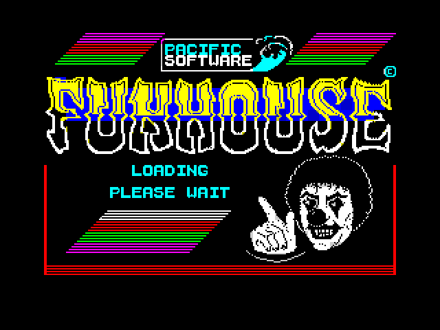 Funhouse screen