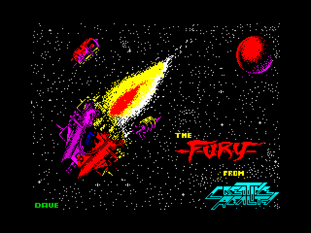 The Fury screenshot