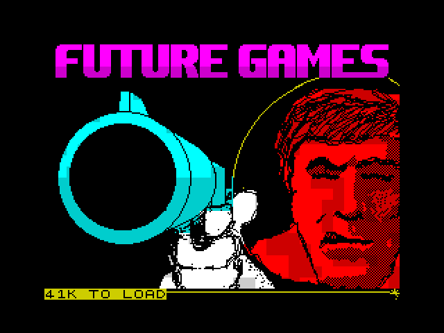 Future Games screen