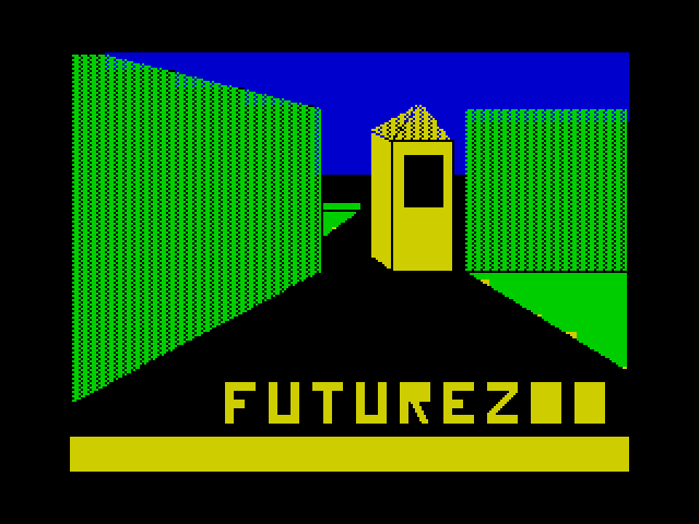 Futurezoo screenshot