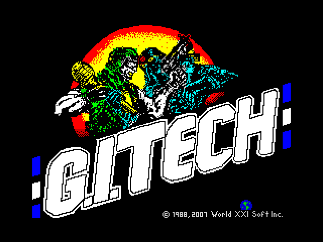 G.I. Tech screenshot