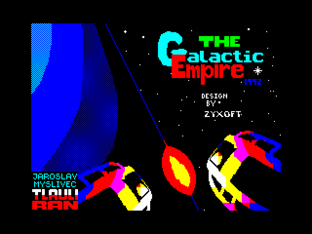 Galactic Empire image, screenshot or loading screen