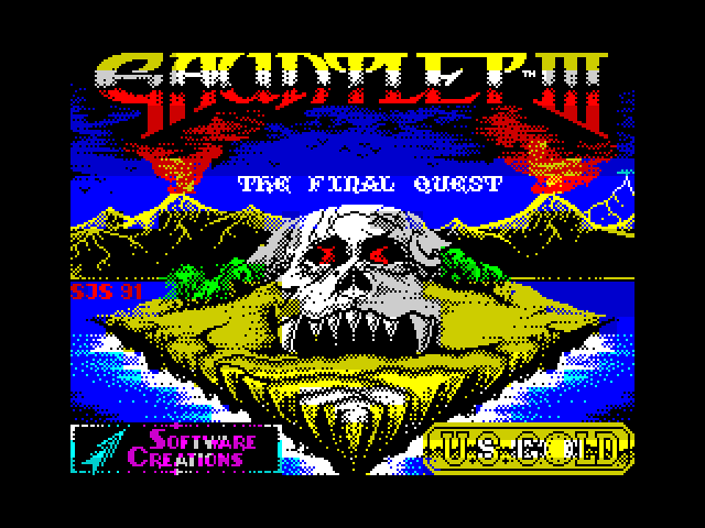 Gauntlet III: The Final Quest screenshot
