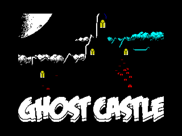 Ghost Castle screenshot